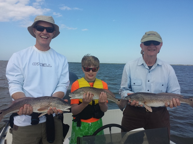 Fishing with Captain Joe Porcelli